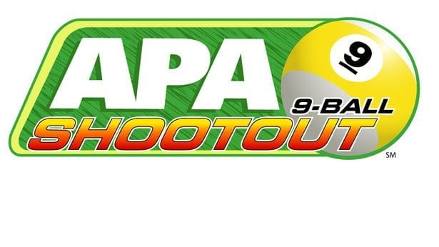 2015 APA 9-Ball Shootout Final Results