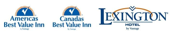 Americas, Canadas Best Value Inns, & Lexington Inn: 15% Discount Off
