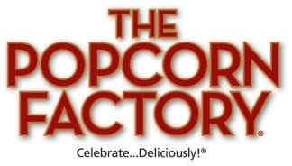 The Popcorn Factory: 10% Off
