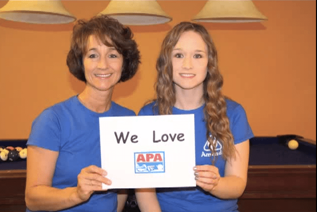 "Mother/Daughter Win ""Why I Love APA"" Video Contest"