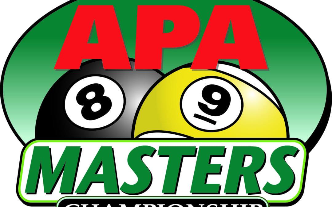 2015 APA Masters Championship Results