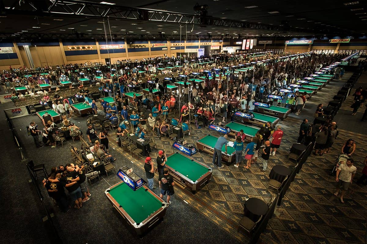 World's Largest Amateur Pool League - American Poolplayers