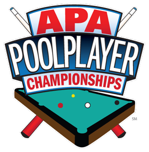 The APA Poolplayer Championships Logo