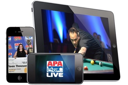 Watch the APA live