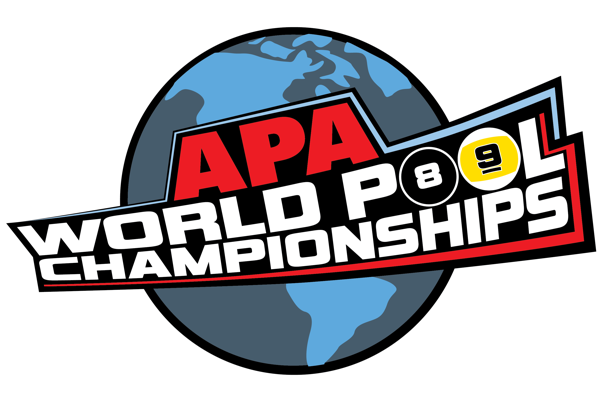 APA World Pool Championships Logo
